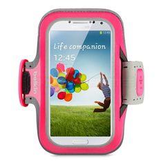 Belkin, Sportarmband för Samsung Galaxy S4 - Väskor - Teknikproffset