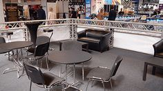 Lounge Furniture Hire For Exhibitions