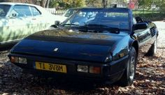1985 Ferrari Mondial Cabriolet- European Model