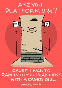 """12 Magical Valentines That Will Make Any """"Harry Potter"""" Fan Swoon- THESE ARE KILLING ME AHAHAH x'D"""