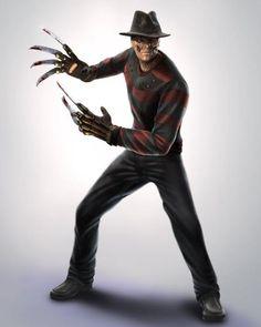 Freddy Krueger - MK Character