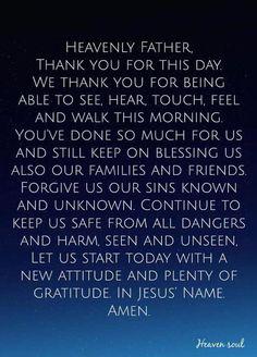 Heavenly Father Prayer, Prayer Meeting, Evening Prayer, Prayer For Today, Seventh Day Adventist, Forgiveness, Prayers, Blessed, Faith