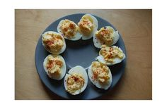 Chili-spiced Deviled Eggs