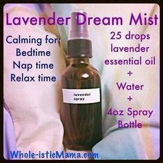 Lavender dream mist