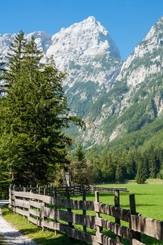 Solcava, Mozirje, Slovenia Your holidays in Slovenia! Contact us on Skype… Places To Travel, Places To See, Beautiful World, Beautiful Places, Slovenia Travel, Amazing Places On Earth, Bohinj, Voyage Europe, Central Europe