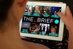 ABC Innovation launches weekly tablet app