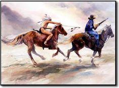 ¿Qué significado tenían las plumas que llevaban los indios norteamericanos?