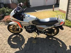 Honda CX500 Turbo 1982 — Collectible Wheels Bikes For Sale, Motorcycles For Sale, Honda Cx500, Culture Club, Car Shop, Big Hair, First World, Used Cars, Wheels
