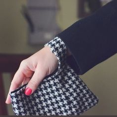 Create a cute clutch and dickie for PENNIES!