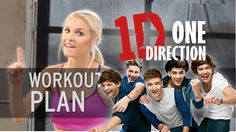 A fan of One Direction? Check out this Workout plan to the biggest Boy band in the world!