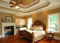 Modern False Ceiling Designs for Bedroom   Home Decor Report