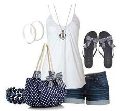 Y#cute summer outfits #summer outfits #summer clothes style| http://beautifulsummerclothespattie.blogspot.com