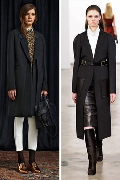 Leather Detail  LEATHER DETAIL As seen at: 3.1 Phillip Lim Pre-Fall 2013, Calvin Klein Pre-Fall 2013