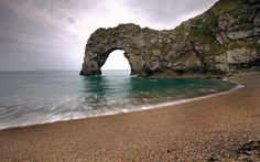 free desktop backgrounds for durdle door  by Woodward Thomas (2017-03-21)
