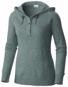 Women's Ice Drifter™ Hooded Sweater  I like this one in the color gravel