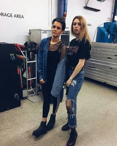 Lisa and Danielle Cimorelli