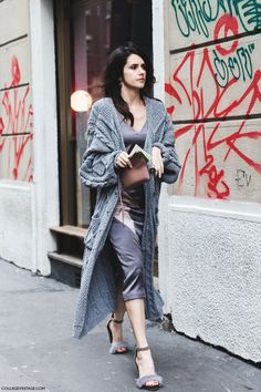 Street Style: Milan Fashion Week Fall '15   Studded Hearts