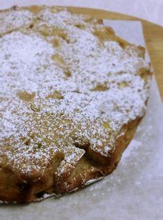 Hope Nutrition   Fresh Apple & Feijoa Cake