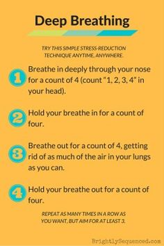 Breathing exercises for anxiety pdf