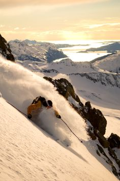 Skiing | Court Leve Photo