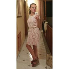Mariley lace dress perfect with timberland shoes