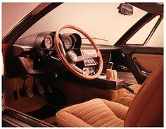 Inside Alfa Romeo Montreal!