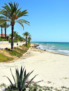 Calas Santa Pola del Este | Cerca de Zenia Boulevard, Alicante | Spain