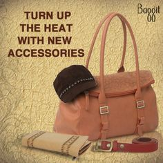 Avail these beauties at: www.baggit.com
