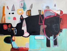 "Saatchi Art Artist Jenny Gray; Painting, ""One of Many"" #art"