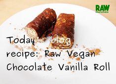 Raw Vegan Recipes, Vegan Chocolate, Glutenfree, Vanilla, Rolls, Beef, Website, Instagram, Food