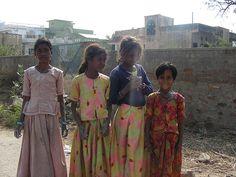 Gameti Tribal Girls by ngos, via Flickr