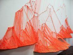 Aili Schmeltz / fire string mountain, 2007