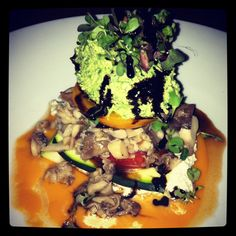 #vegan dinner @candle79 nyc