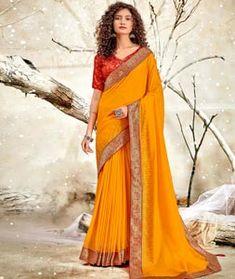 Chanderi Silk Saree Chanderi Silk Saree, Indian Silk Sarees, Lehenga Saree, Bridesmaid Saree, Bridal Sari, Sari Blouse, Pakistani Designers, Party Wear Sarees, How To Dye Fabric