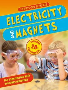 Best ebook US Hands-on Science Electricity and Magnets Best Sellers Rank : Science Electricity, Static Electricity, Centrifugal Force, Simple Circuit, Science Curriculum, Most Popular Books, Natural Phenomena, Children's Literature, Student Learning
