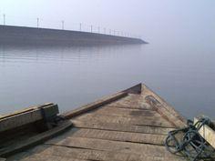 At Mukutmonipur dam