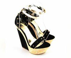 sandale cu platforma ortopedica si tinte