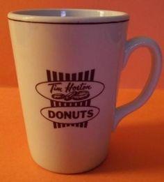 Vintage Royal Doulton Group Hotelware Tim Horton Donuts Coffee Mug