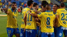 @UDLasPalmas La #UD ha empatado ante el Real Madrid con goles de #Tana y #Araujo #9ine