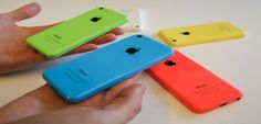 New #iPhone smartphones are unveiled by Apple, both iPhone 5S and the Cheaper edition will go on Sale soon.