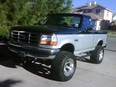 1993 Ford bronco.