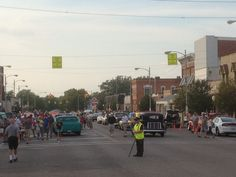 Wauseon Cruise Night 2012