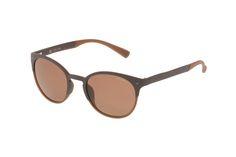 POLICE, die Marke der Firma De Rigo wurde in Italien 1983 als Unisex-Brille auf den Markt gebracht. Ein globales Statement für alle diejenigen, die ungeteilte Aufmerksamkeit suchen. Police Game 6 SPL162 94CP Sonnenbrille in semilucido marrone | POLICE-Produkte werden in über 80 Ländern vertrieben,in...
