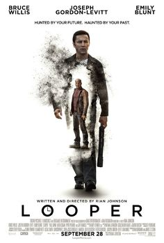 #Looper  The only rule is: never let your target escape... even if your target is you.
