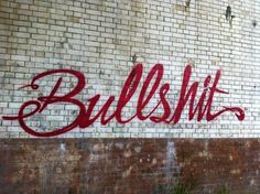 Typeverything.com  'Bullshit'  (via jumabc)