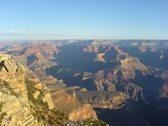 I have always dreamed of hiking from the rim of the Grand Canyon to the canyon floor. But only if I can get one of the few hotel rooms reserved down there.