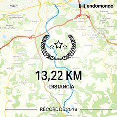 Paseo de 13.22 km para el @clubdelpaseo #caminodesantiago #caminobaztanes
