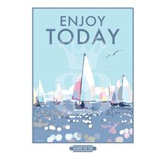 Lovely prints and posters available to buy at www.beckybettesworth.co.uk #vintage #devonartist #seasideprints #travelposters #devon #cornwall #surfing #enjoytoday #makememories