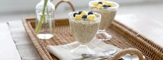 Mango Chia Pudding with FAGE Total
