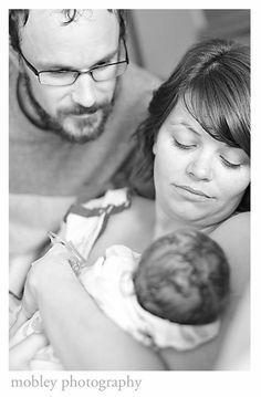 Birth session